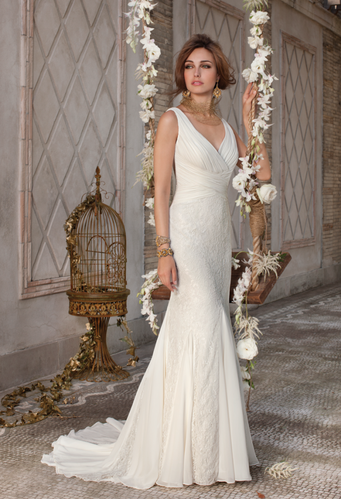 Camille La Vie Wedding Dress 41770/8296W