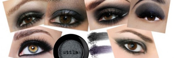camille la vie prom beauty - smokey eyes