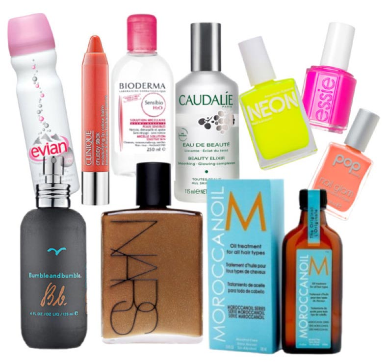 Top Summer Beauty Picks for 2012 by Camille La Vie
