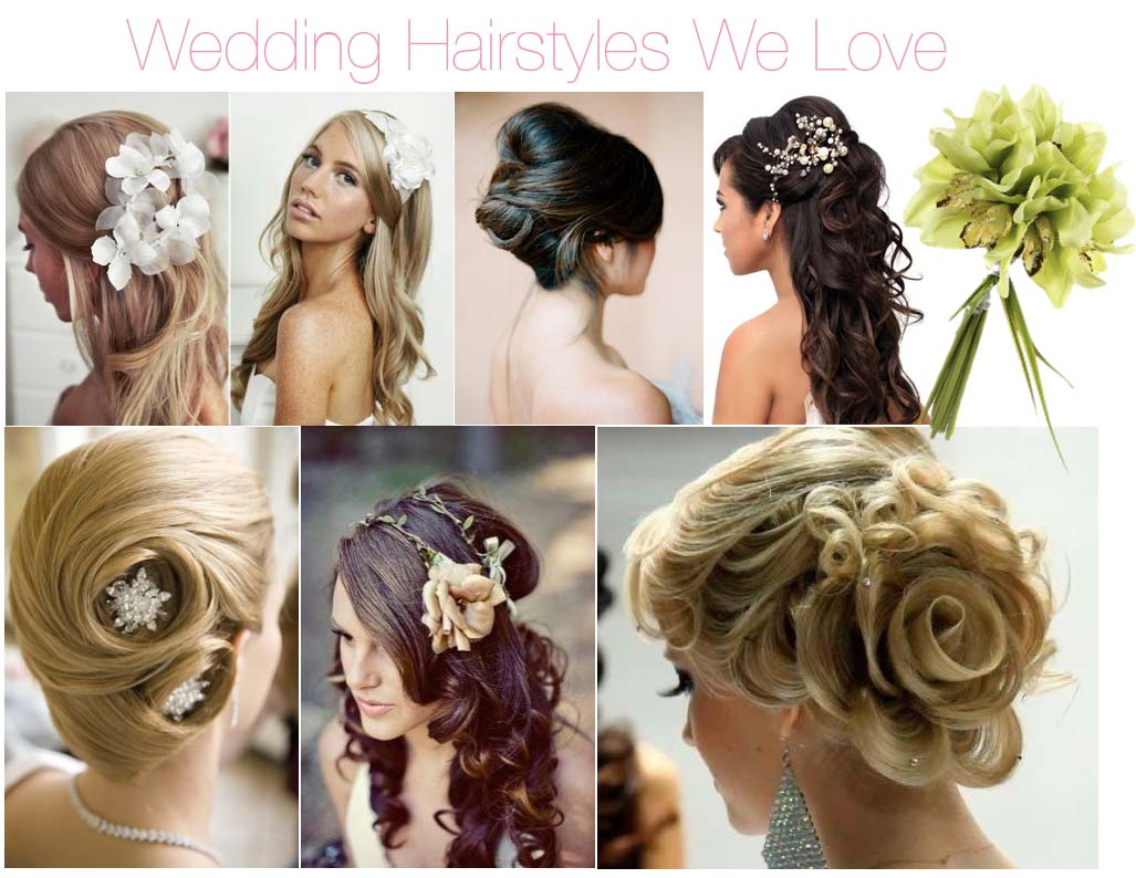 Wedding Hairstyles And Dresses Brides Com Wedding Dress Shops - Hairstyle with wedding gown