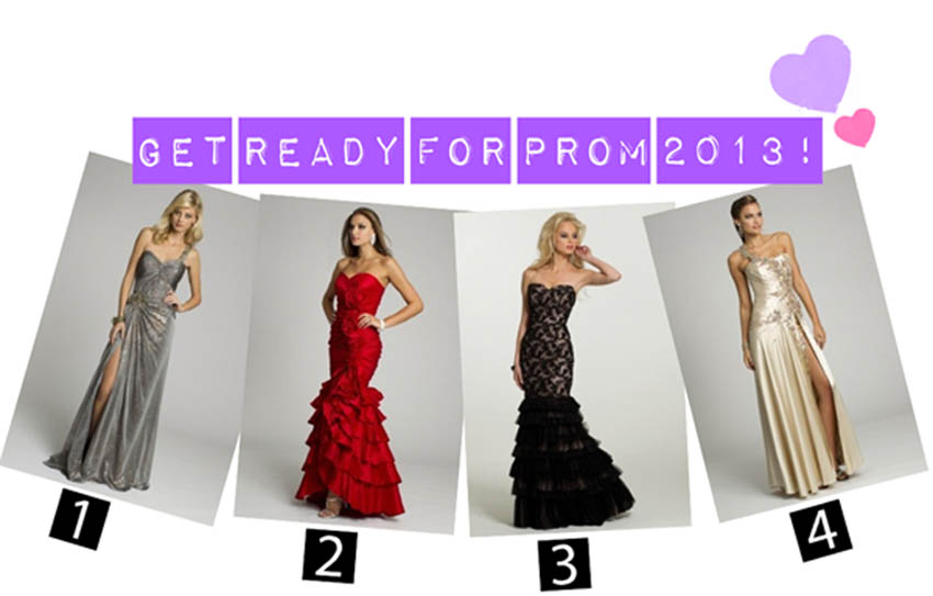 Choose the best Prom dress! 