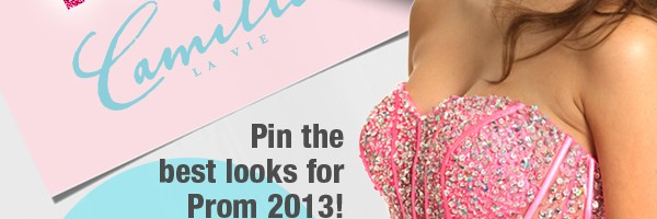 Pin at a Chance to Win $500 for Prom
