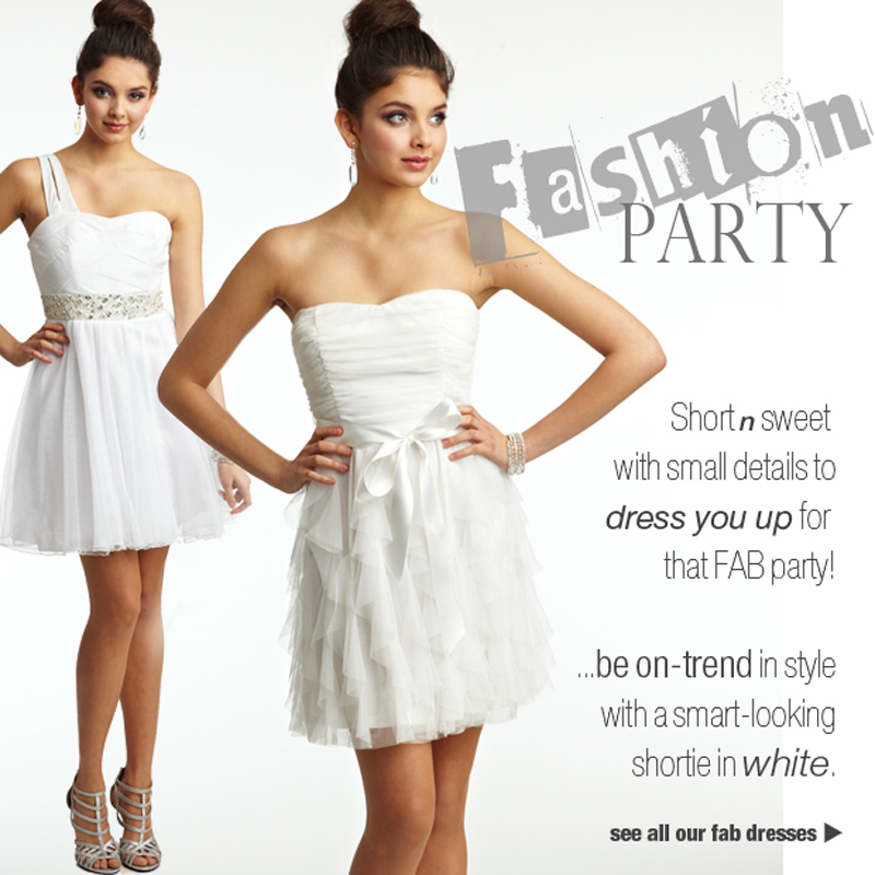 Shop chic for your next party!