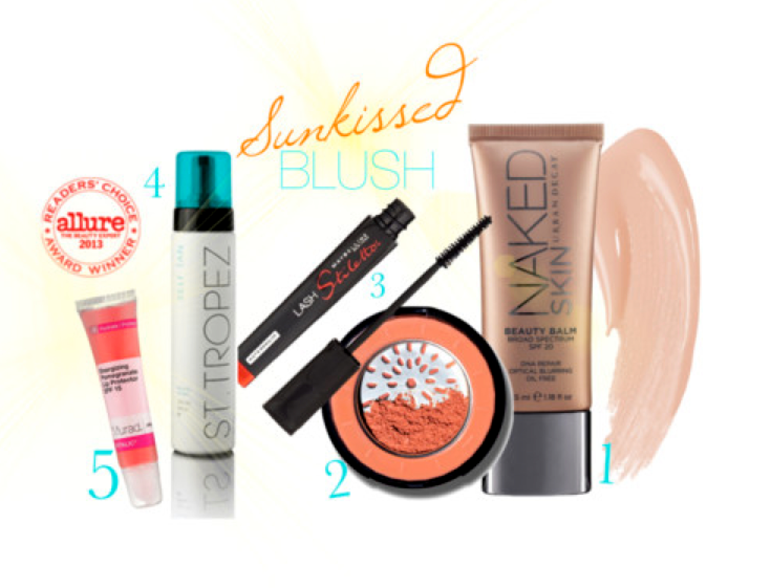 Our Summer Beauty Picks for 2013!