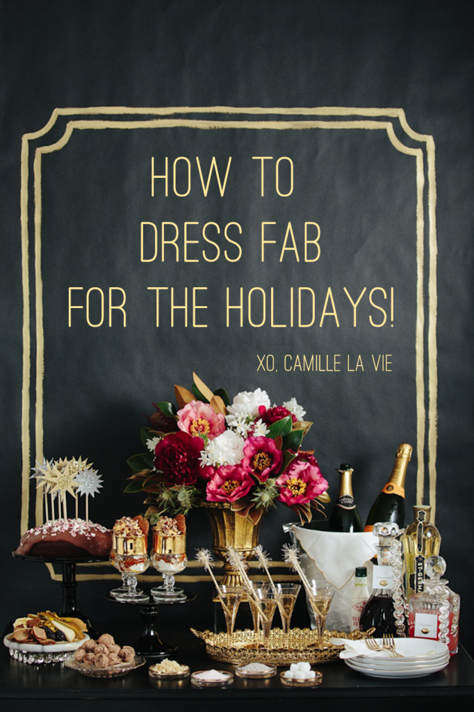 tips on what to wear for the holidays