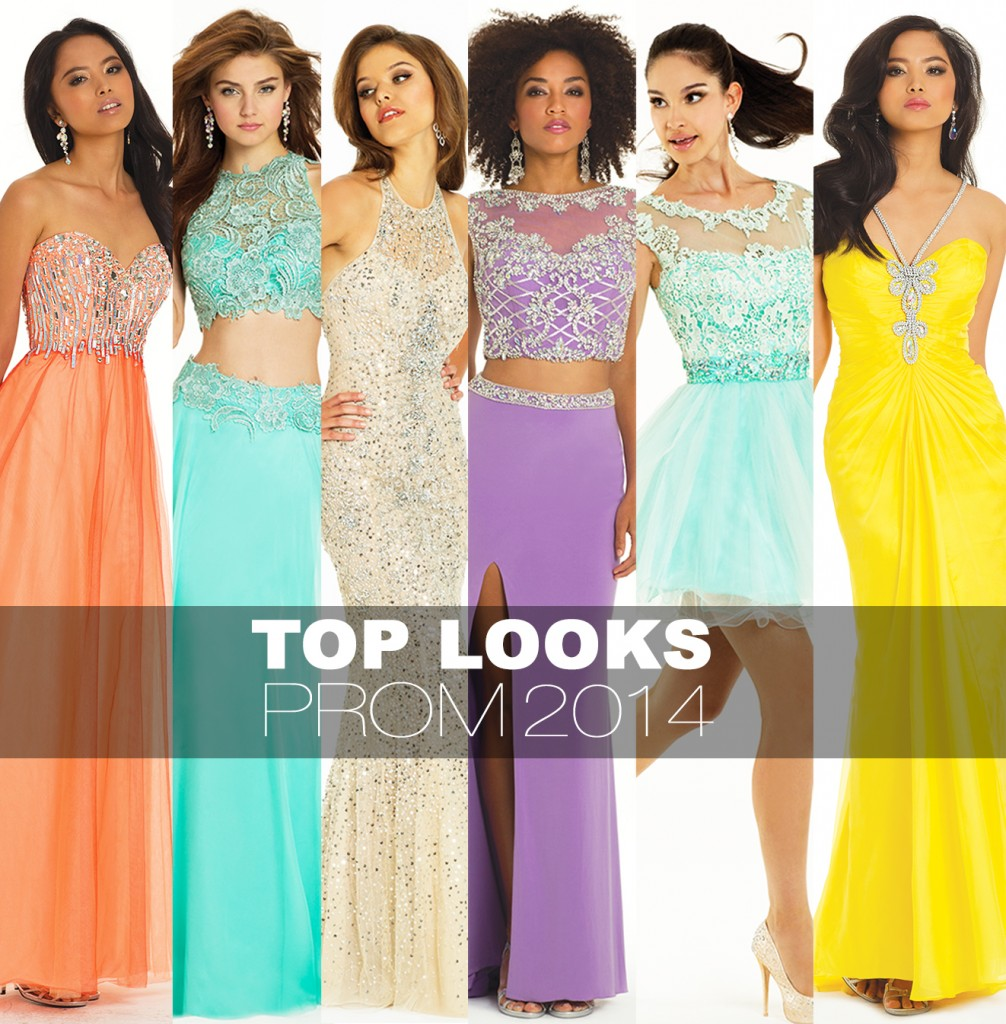 top trends for prom 2014 by camille la vie
