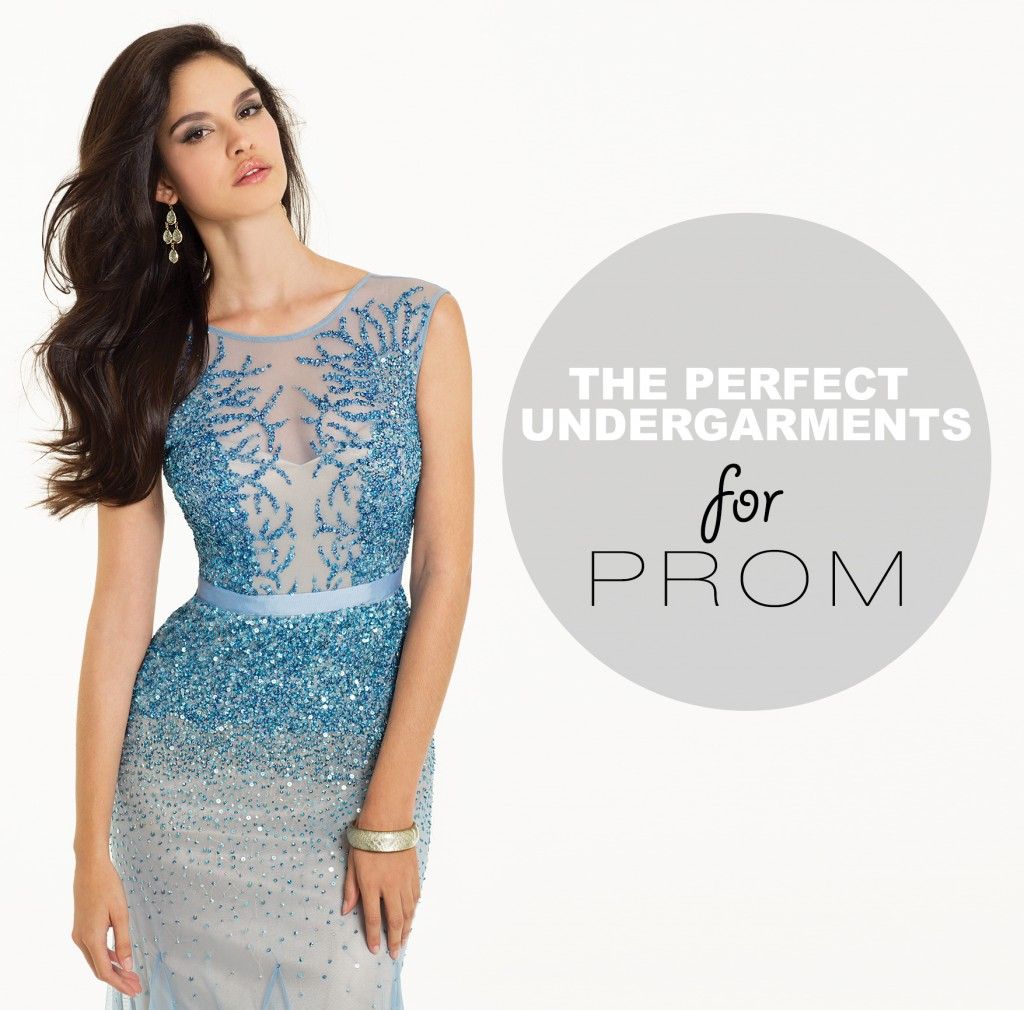 perfect undergarments for your prom dress