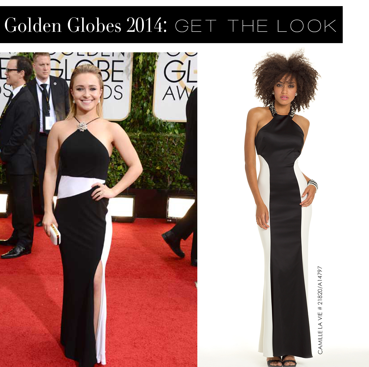 Get The Red Carpet Style Look For Less With Camille La Vie Camille