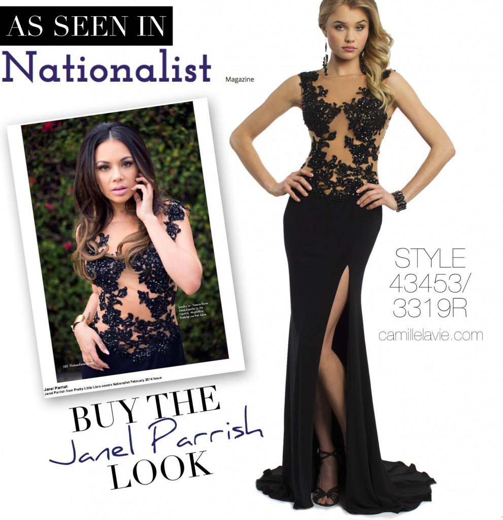 shop the janel parrish style