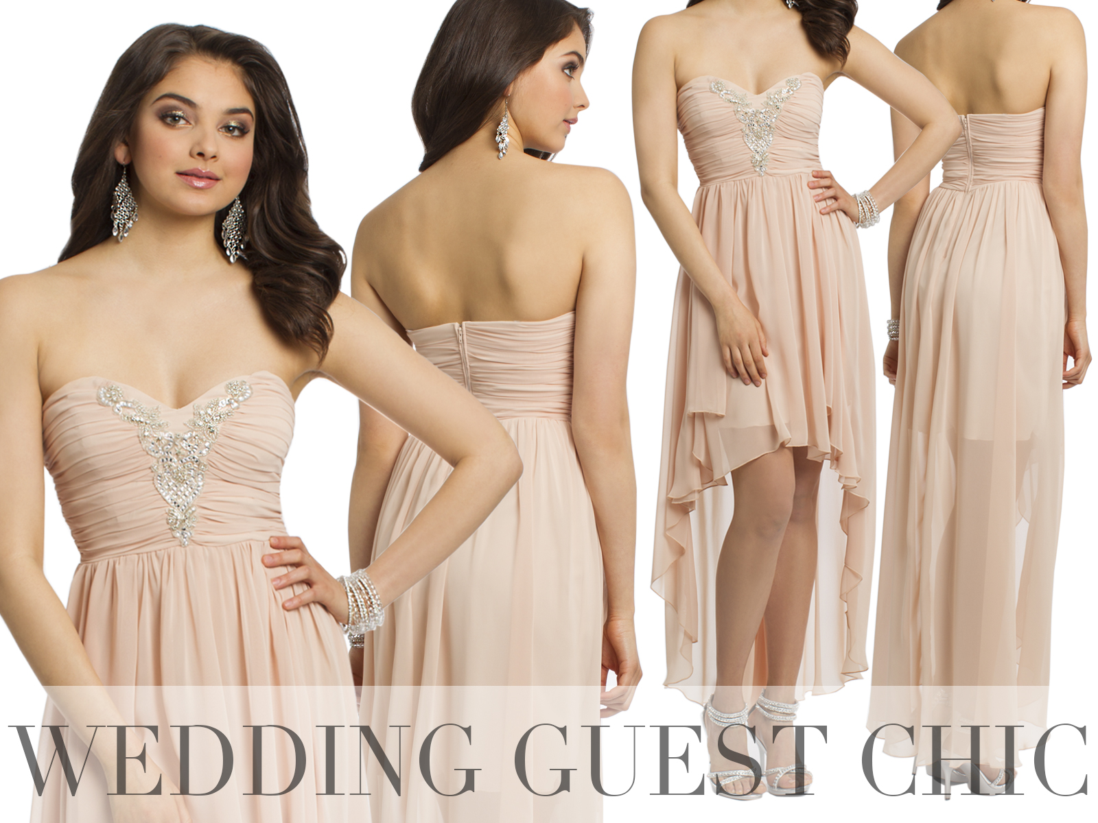 Shop Guest Of Wedding Dresses For Spring And Summer Camille La Vie
