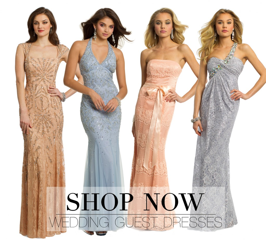 shop wedding guest dresses