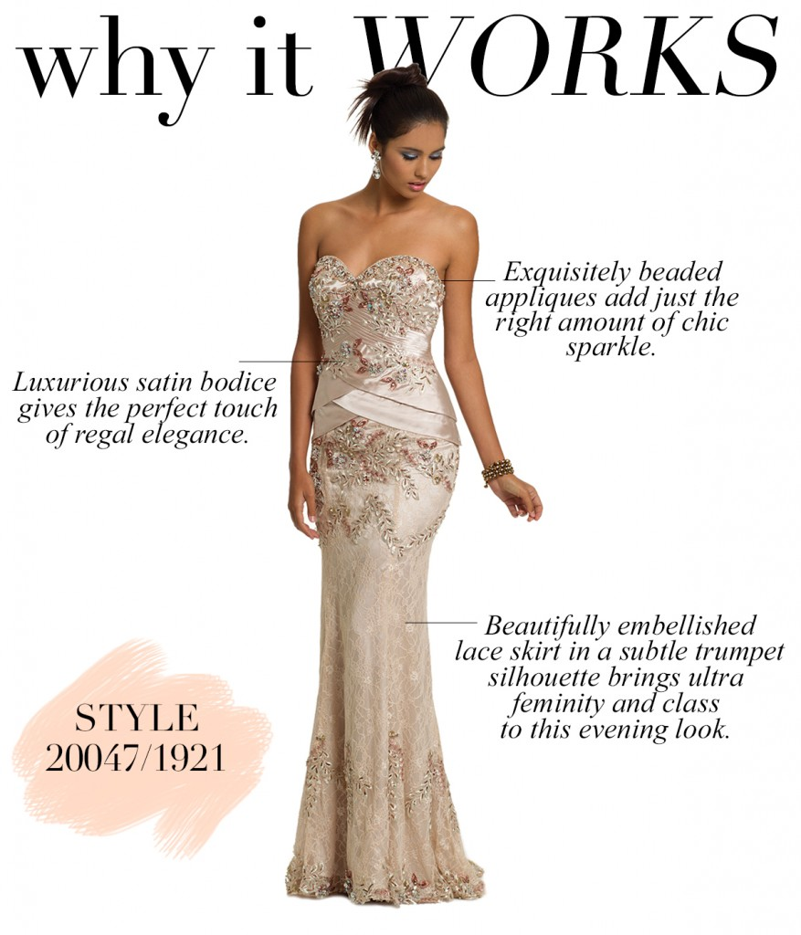 Evening dresses for Prom 2015