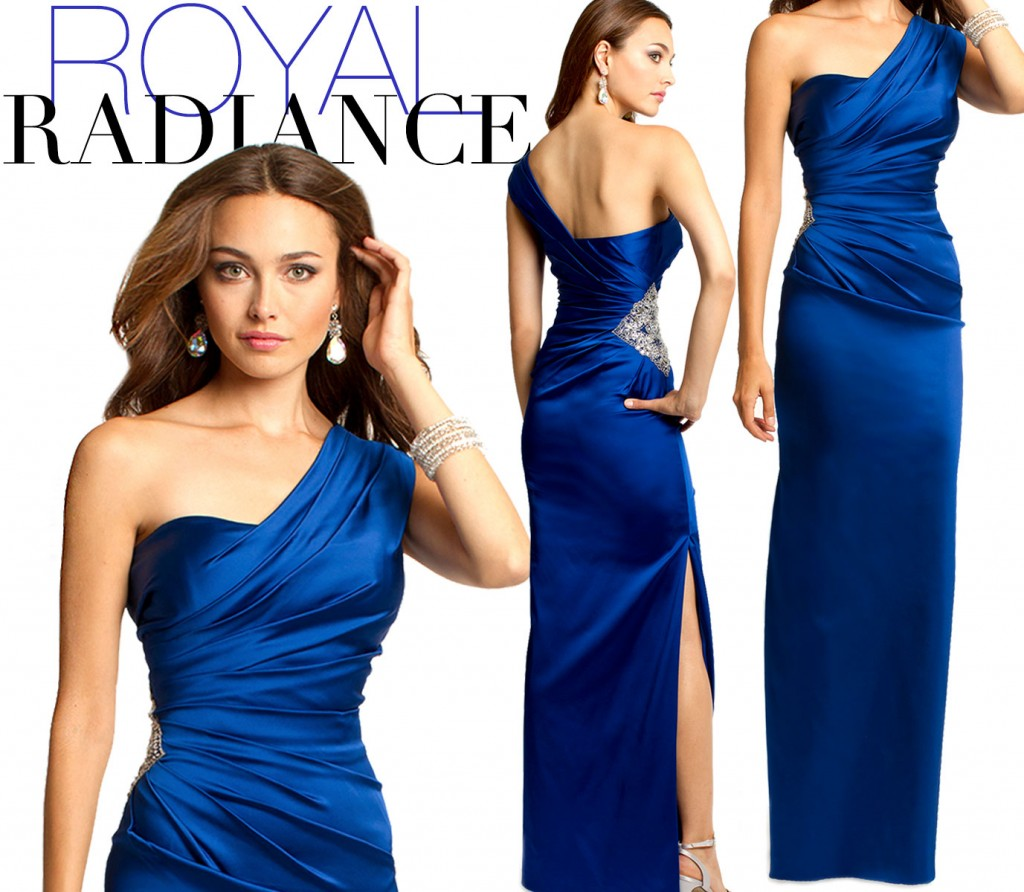 royal blue dresses for prom