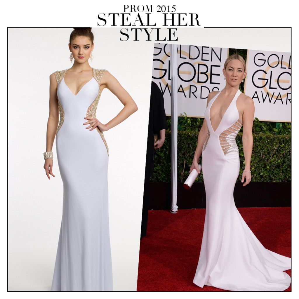 steal kate hudson's look for prom