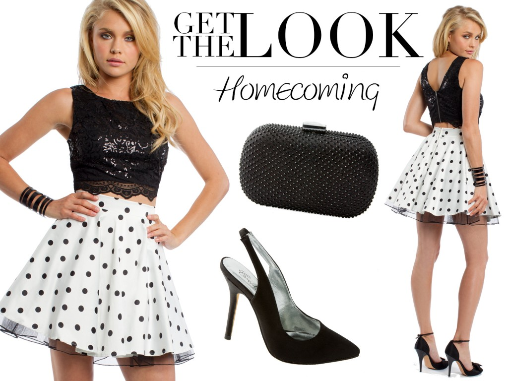 Get this new homecoming look from CLV.com!