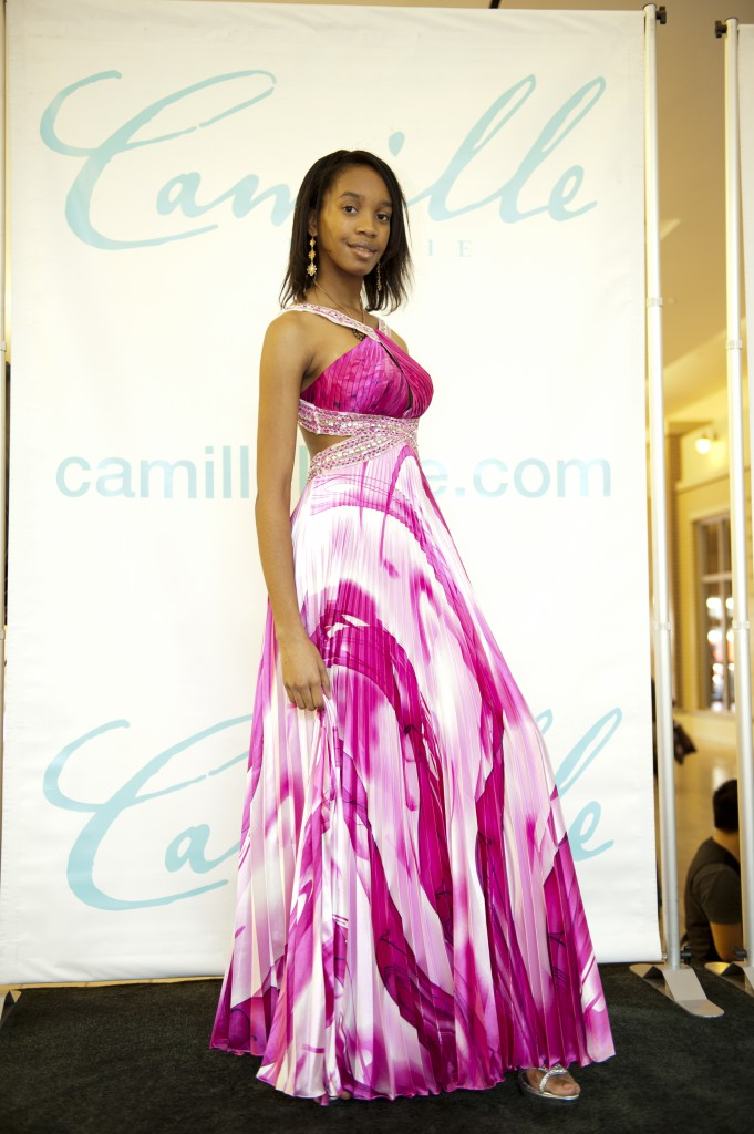 Camille La Vie and Seventeen Magazine team for Prom 2012 | Camille ...