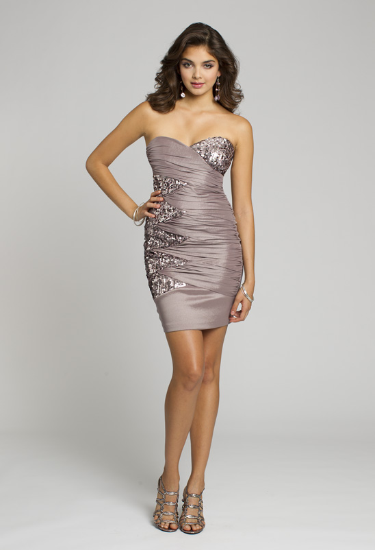 Shop this homecoming dress!