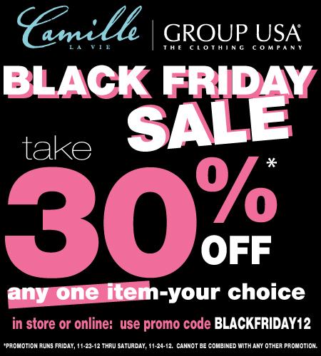 Shop Black Friday!