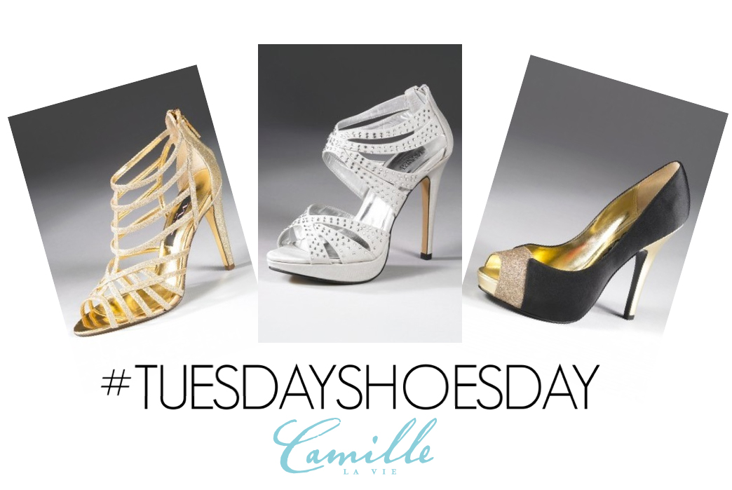 99f082ef8d2 choose your shoes to match your dress from camille la vie