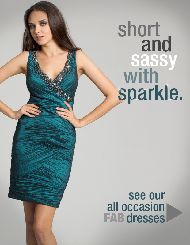 shop beautiful party dresses for weddings in 2013 | Camille La Vie