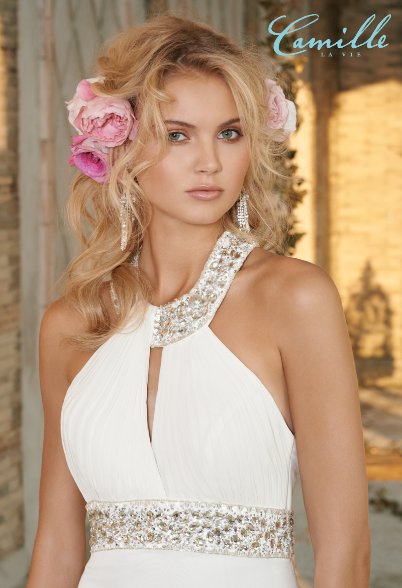 shop the hottest bridal gowns for your wedding day | Camille La Vie