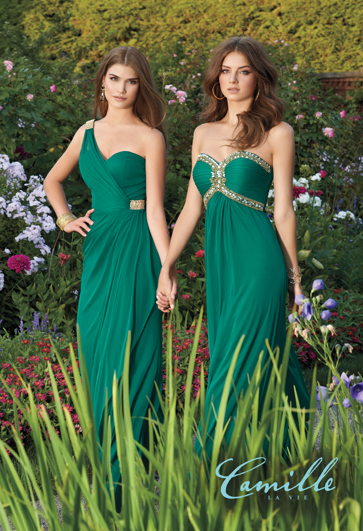 new bridesmaid dresses designed by camille la vie | Camille La Vie