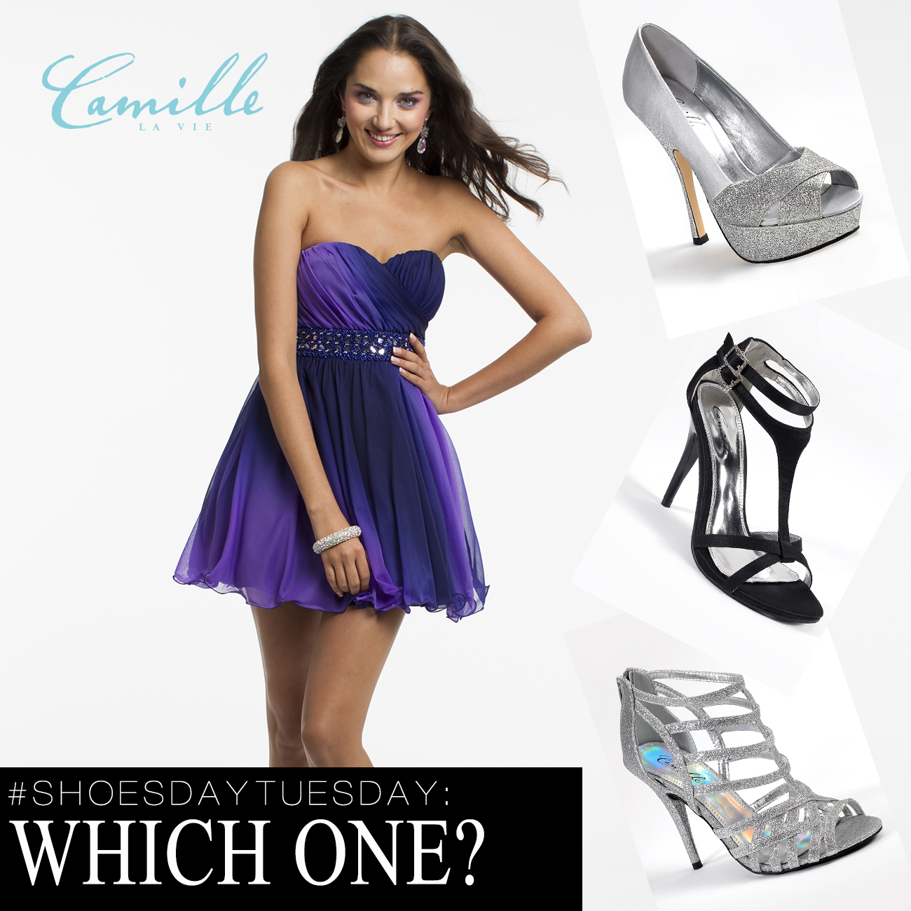 Complement your homecoming dress with a fierce pair of shoes shoes make us happywhatever ombrellifo Image collections
