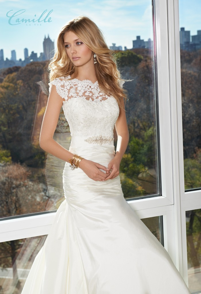 The Camille La Vie Wedding Dresses Collection for 2014 | Camille ...