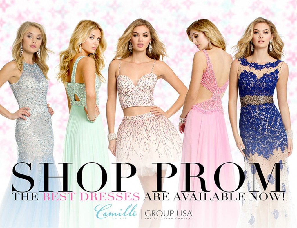 The Camille La Vie Prom Night Out Event!
