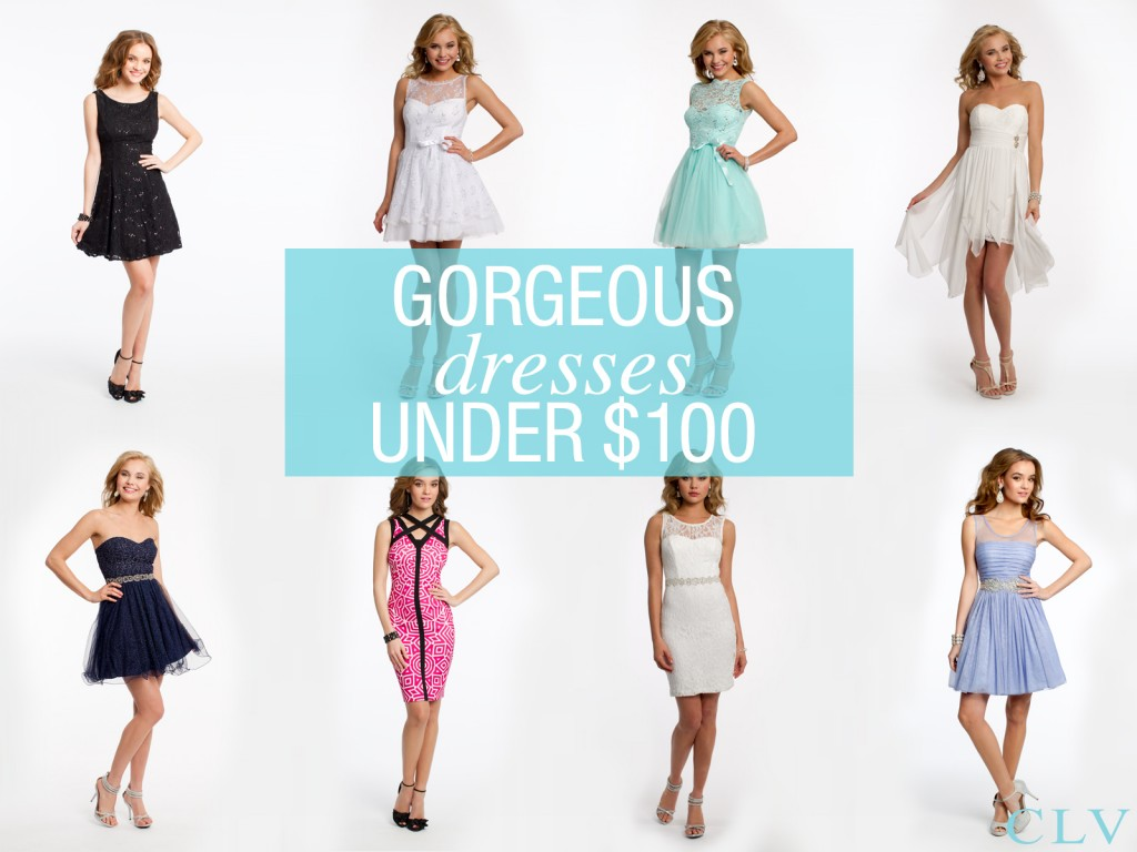 Stylish Dresses under $100