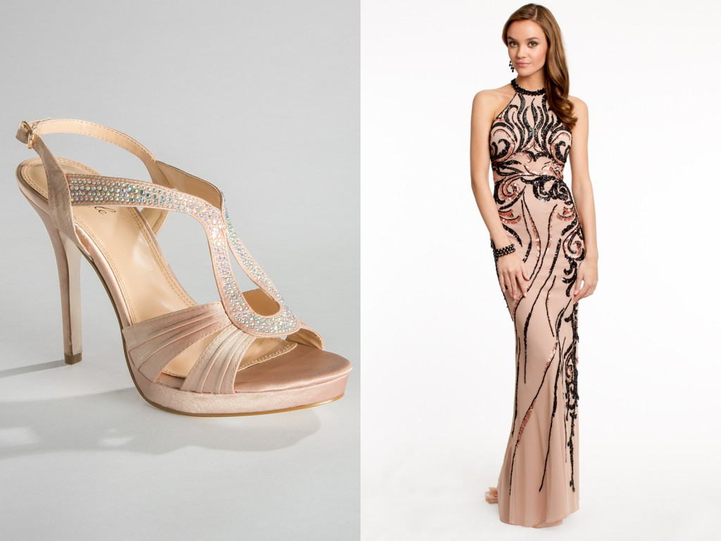 pump it up with party heels
