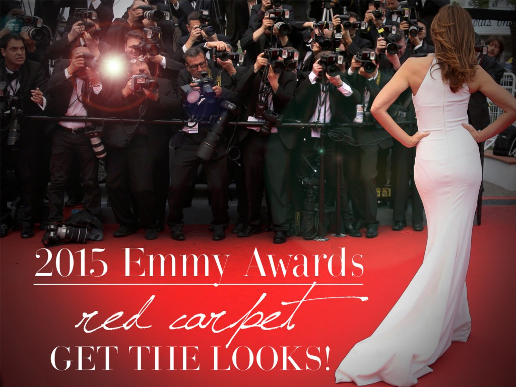2015 Emmy Award Looks For Less