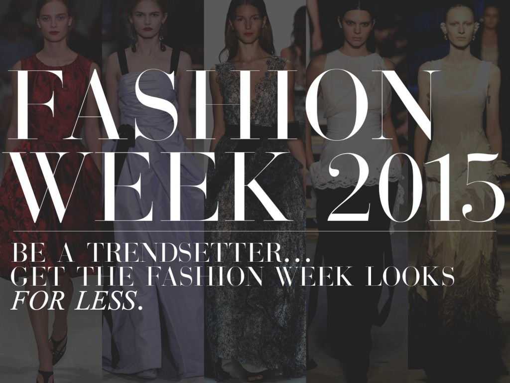 Fashion Week 2015