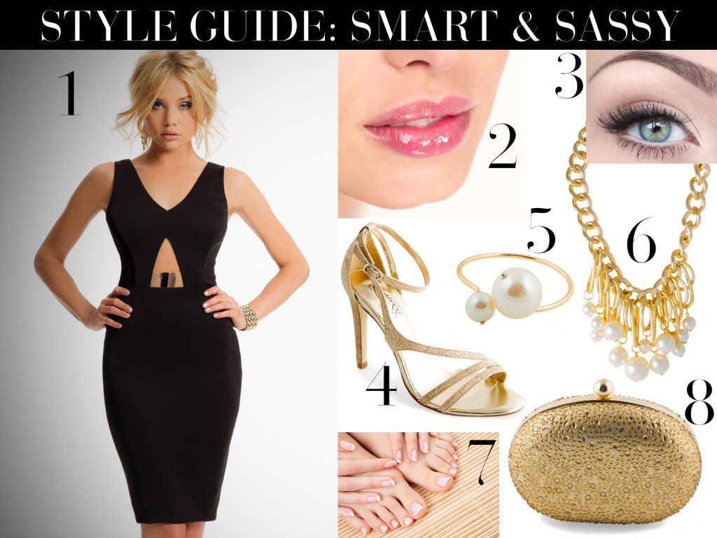 Smart & Sassy Homecoming Style Guide