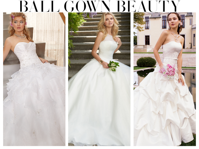 Ball Gown Trend