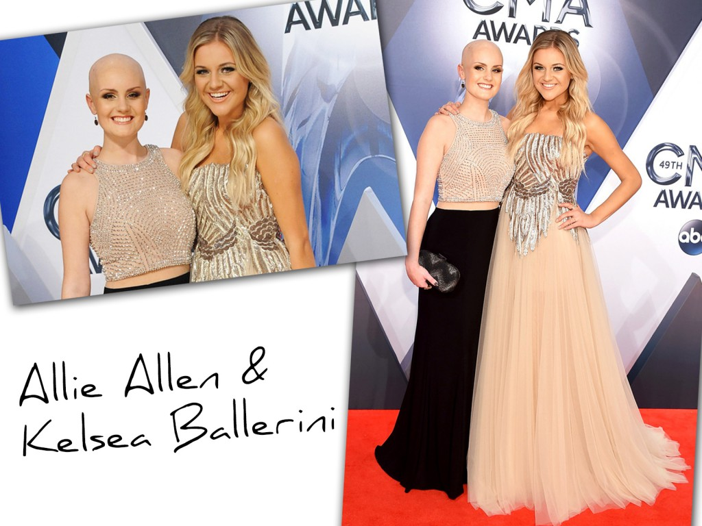 Allie Allen and Kelsea Ballerini