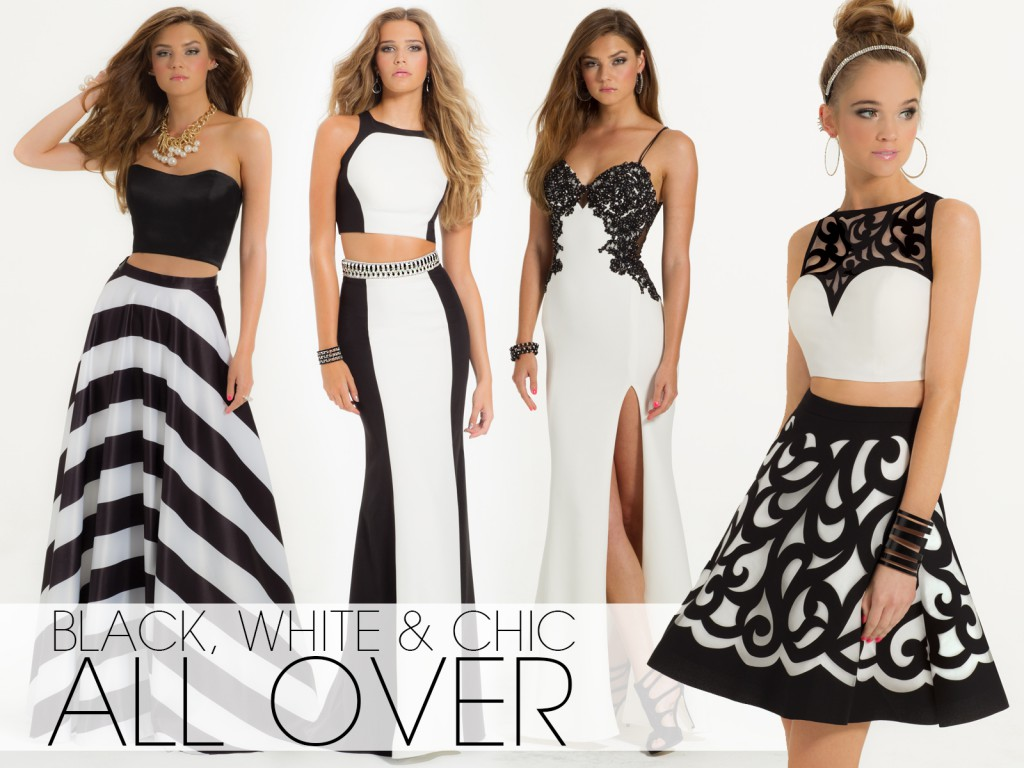 Black White Chic