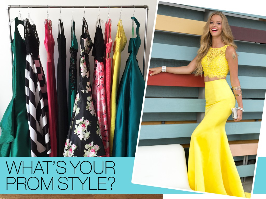 How to figure out your dress style