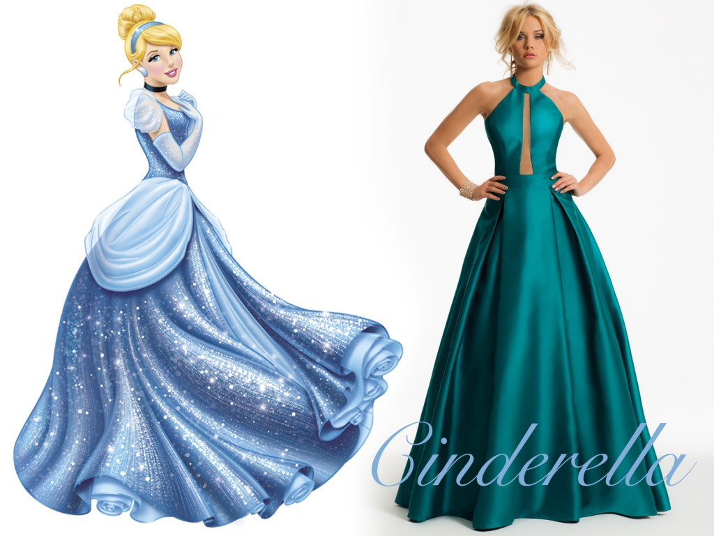 Stunning Disney Prom Dresses Photos - Styles & Ideas 2018 - sperr.us
