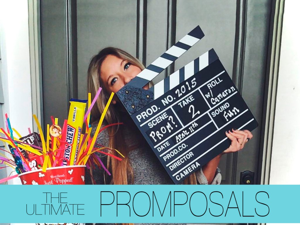 The Ultimate Promposals