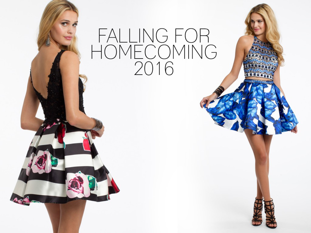 New Homecoming Dresses
