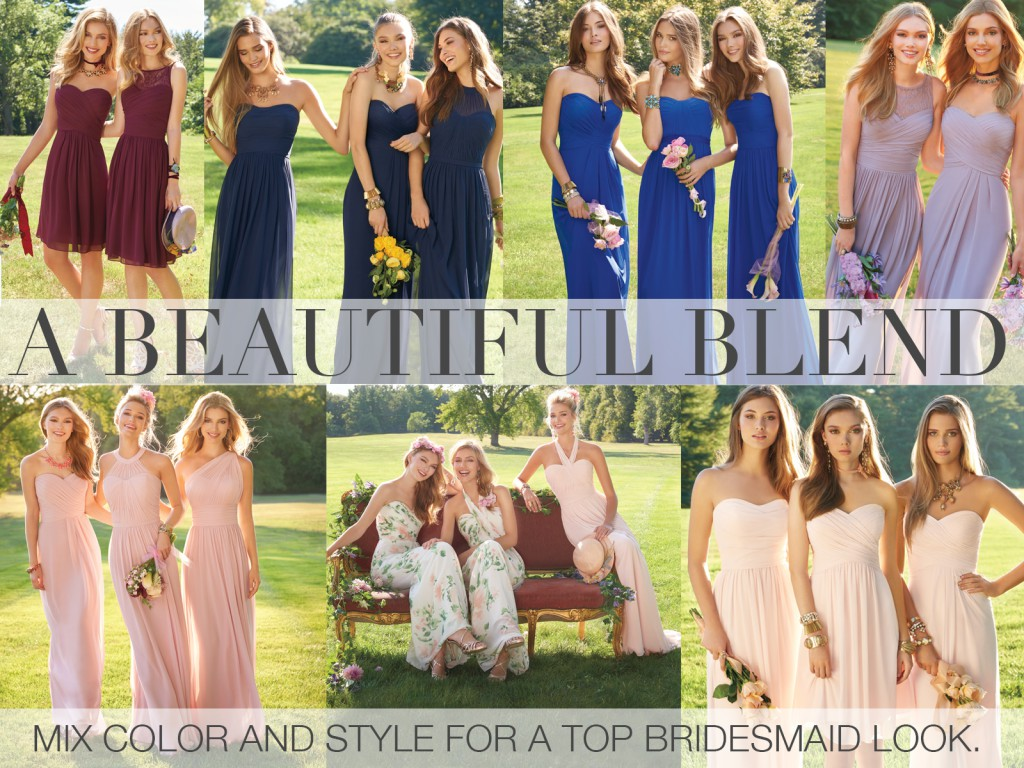 Camille La Vie Bridesmaid Dress