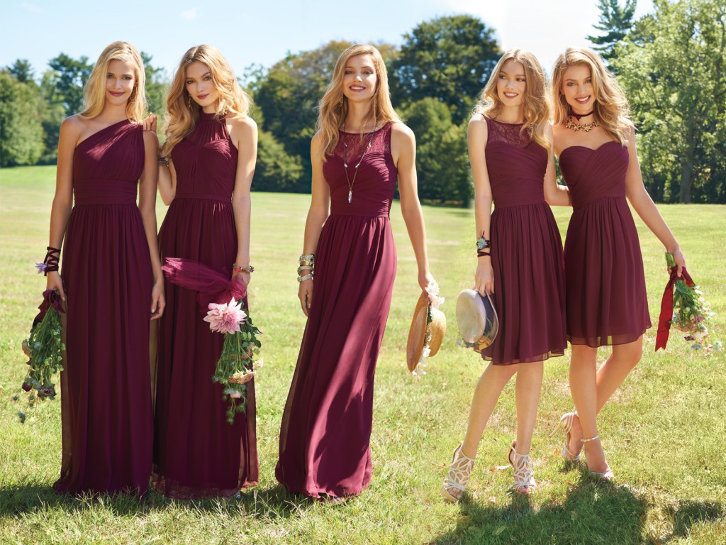 Bridesmaid Dresses by Camille La Vie | Camille La Vie