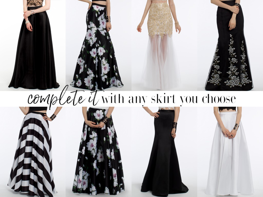 The Dressy Separates Collection | Camille La Vie