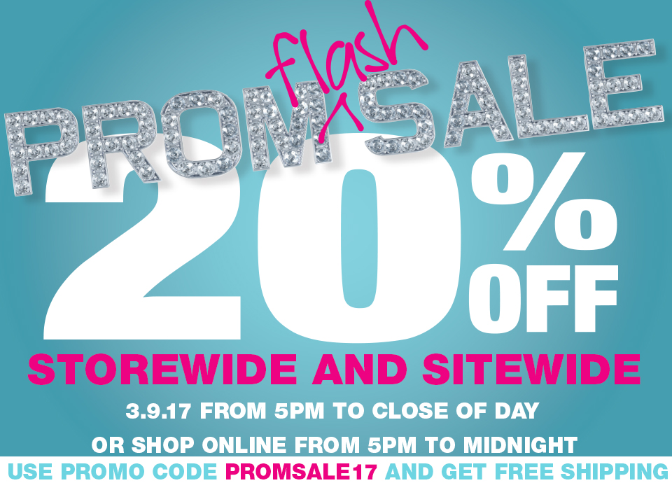 Camille La Vie Prom Flash Sale