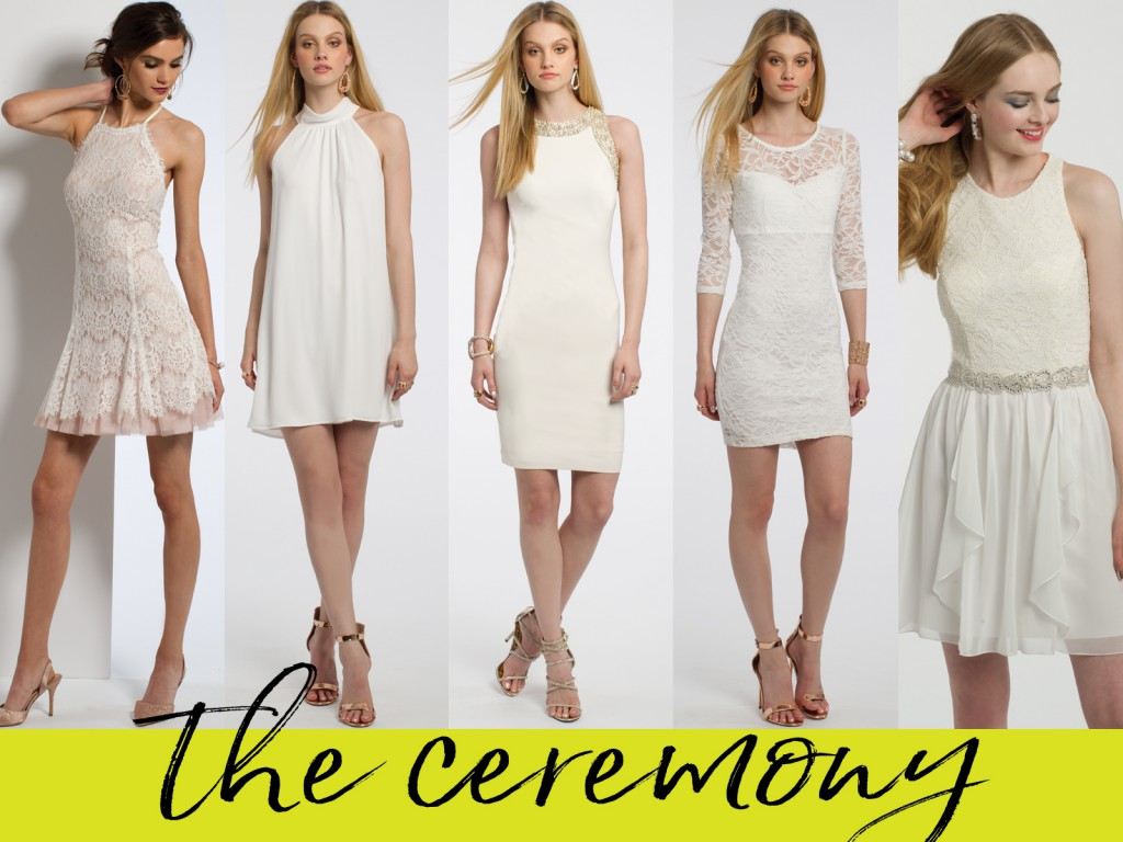 day ceremony dresses