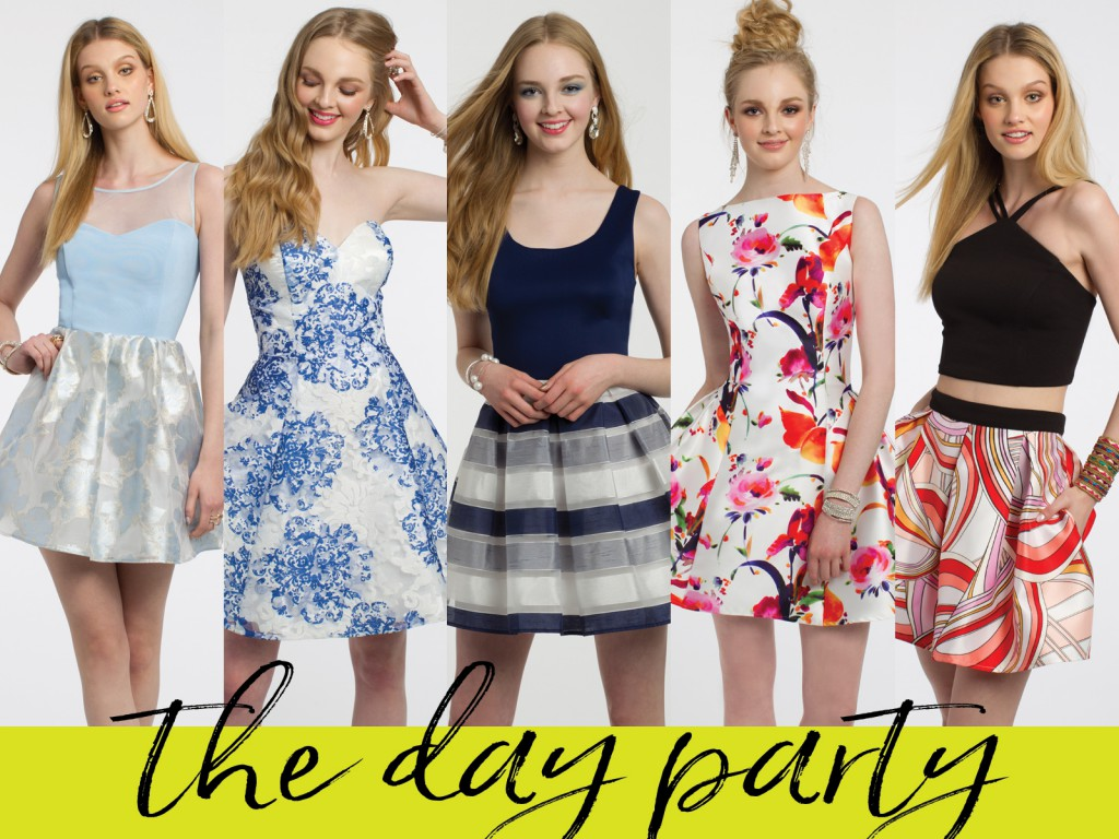 Graduation Party Dresses for Day