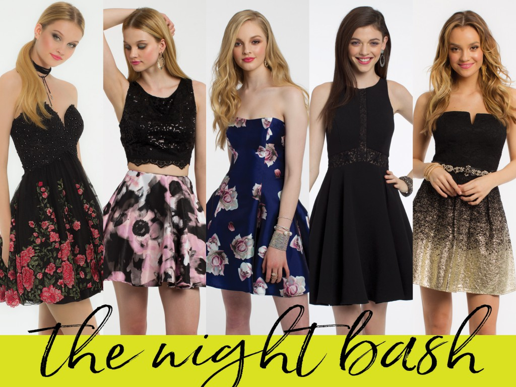 Graduation Party Dresses for Night