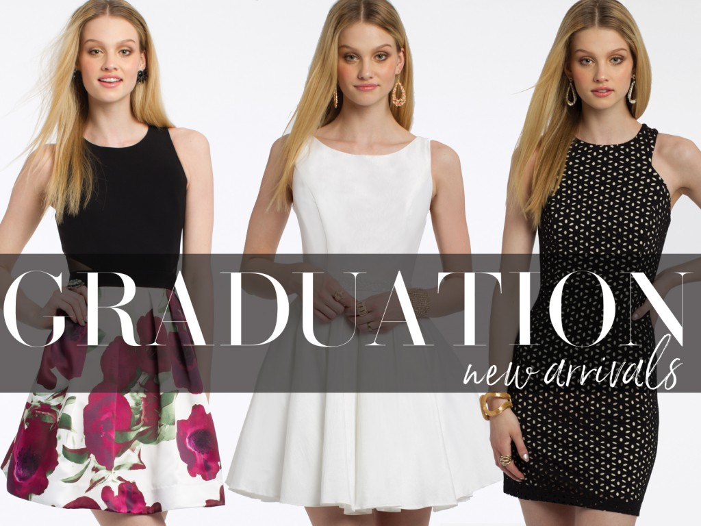 New Graduation Dresses
