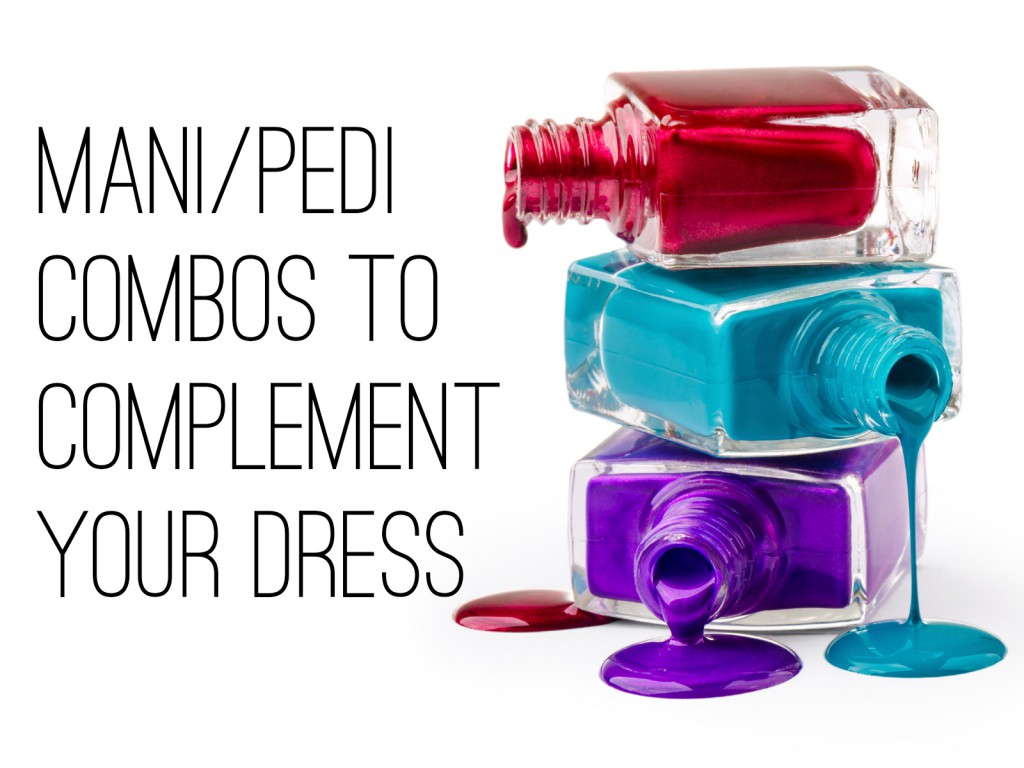 Nail Colors for Summer Weddings